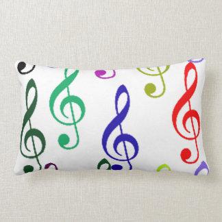 Almofada Lombar notas da música