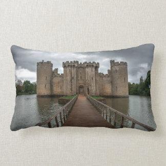 Almofada Lombar O inglês histórico fortifica o castelo Sussex de