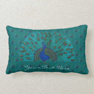 Almofada Lombar O pavão