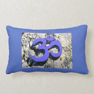 Almofada Lombar OM azul