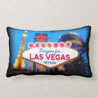 Almofada Lombar Orações para o travesseiro de Las Vegas