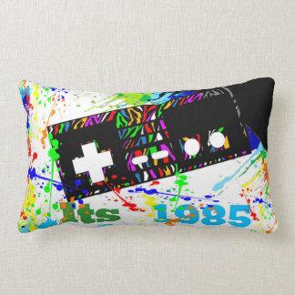 Almofada Lombar Partido como seu travesseiro 1985