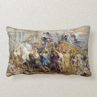 Almofada Lombar Peter Paul Rubens Triumph de Henry IV