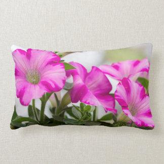 Almofada Lombar Petúnia cor-de-rosa Passioin