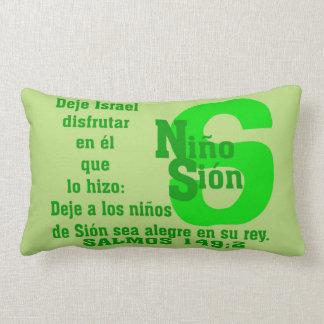 Almofada Lombar pillow_Niño Sión