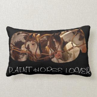Almofada Lombar Pinte o travesseiro do cavalo