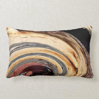 Almofada Lombar Redemoinho - cores da oxidação/Rostart 2,2