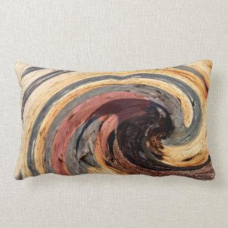Almofada Lombar Redemoinho - cores da oxidação/Rostart 2.2.3