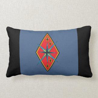 Almofada Lombar refrigere o travesseiro