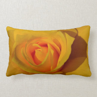 Almofada Lombar Rosa amarelo