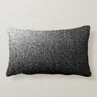 Almofada Lombar ruído preto e branco