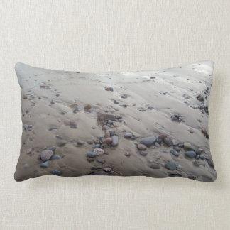 Almofada Lombar Seixos no coxim da areia