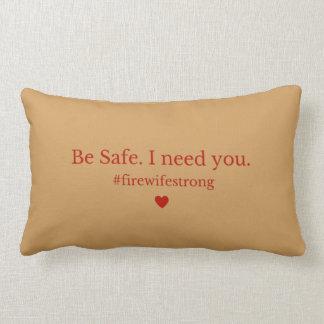 Almofada Lombar Seja travesseiro seguro
