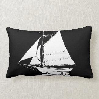 Almofada Lombar silhueta do veleiro