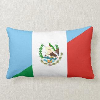 Almofada Lombar símbolo da bandeira de guatemala México meio