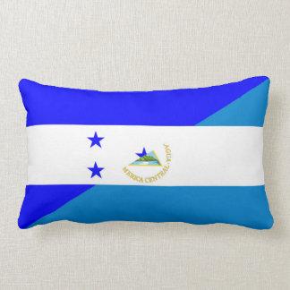 Almofada Lombar símbolo do país da bandeira de honduras Nicarágua