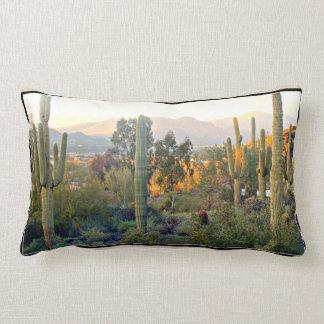 Almofada Lombar Sun Thro o travesseiro lombar dos Saguaros