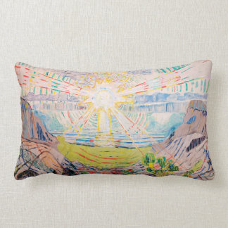 Almofada Lombar The Sun por Edvard Munch
