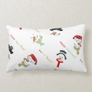 Almofada Lombar Travesseiro bonito para o Natal