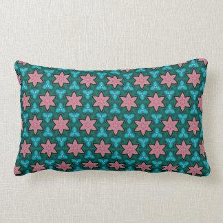 Almofada Lombar Travesseiro com padrões geométricos