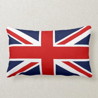 Almofada Lombar Travesseiro da bandeira de Reino Unido