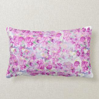 Almofada Lombar Travesseiro da flor