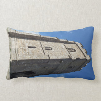 Almofada Lombar Travesseiro da torre do Tor de Glastonbury