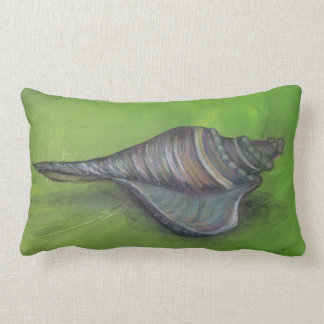 Almofada Lombar travesseiro da vida da praia do escudo do mar