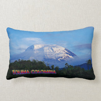 Almofada Lombar Travesseiro de EL Nevado del Tolima Lombar