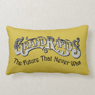 Almofada Lombar Travesseiro de Grand Rapids - o futuro que nunca
