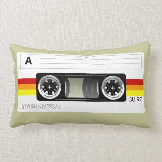 Almofada Lombar Travesseiro de Mojo do americano da etiqueta da