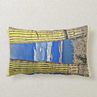 Almofada Lombar Travesseiro decorativo agradável das colunas do