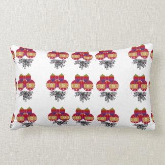 Almofada Lombar Travesseiro decorativo das decorações do Natal