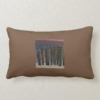 """Almofada Lombar """"Travesseiro decorativo das trilhas animais"""""""