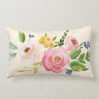 Almofada Lombar Travesseiro decorativo de Boho do impressão floral