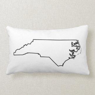 Almofada Lombar Travesseiro decorativo de North Carolina