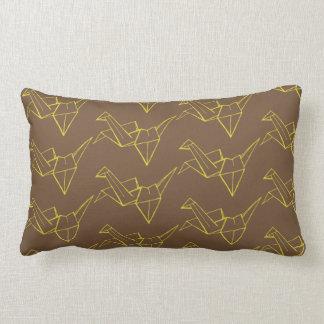 Almofada Lombar Travesseiro decorativo de Origami
