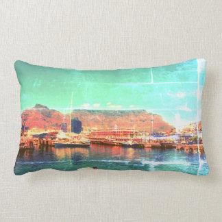 Almofada Lombar Travesseiro decorativo Funky da montanha da mesa