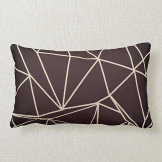 Almofada Lombar Travesseiro decorativo geométrico dos animais |