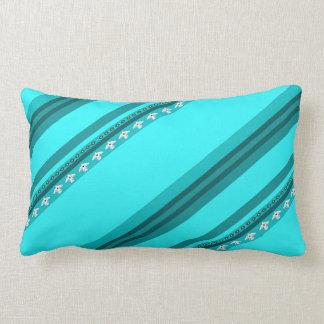 Almofada Lombar Travesseiro decorativo indiano americano da listra