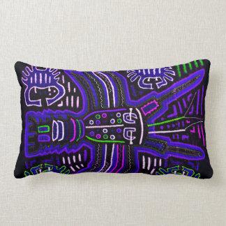 Almofada Lombar travesseiro decorativo retangular da lagosta