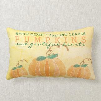 Almofada Lombar Travesseiro decorativo TEMÁTICO da QUEDA,