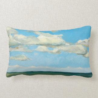 Almofada Lombar Travesseiro decorativo tranquilo do Lumbar do céu