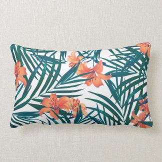 Almofada Lombar Travesseiro decorativo tropical do Lumbar dos