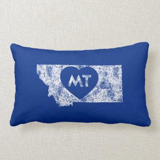Almofada Lombar Travesseiro decorativo usado do retângulo do