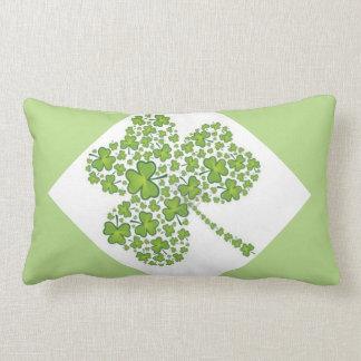 Almofada Lombar Travesseiro do dia de St Patrick
