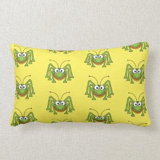 Almofada Lombar Travesseiro do gafanhoto dos miúdos