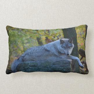 Almofada Lombar Travesseiro do lobo do Timberline