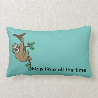 Almofada Lombar Travesseiro do luxuoso da sesta da preguiça