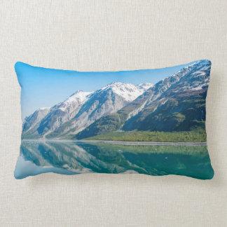 Almofada Lombar Travesseiro do parque nacional de baía de geleira